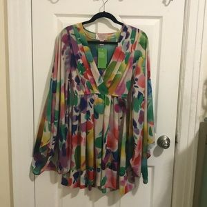 H&M Floral Dress/Coverup